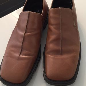 Kenneth Cole men's leather shoes 👞